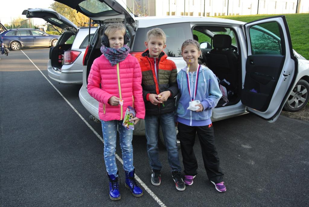 Deti z BKR Púchov